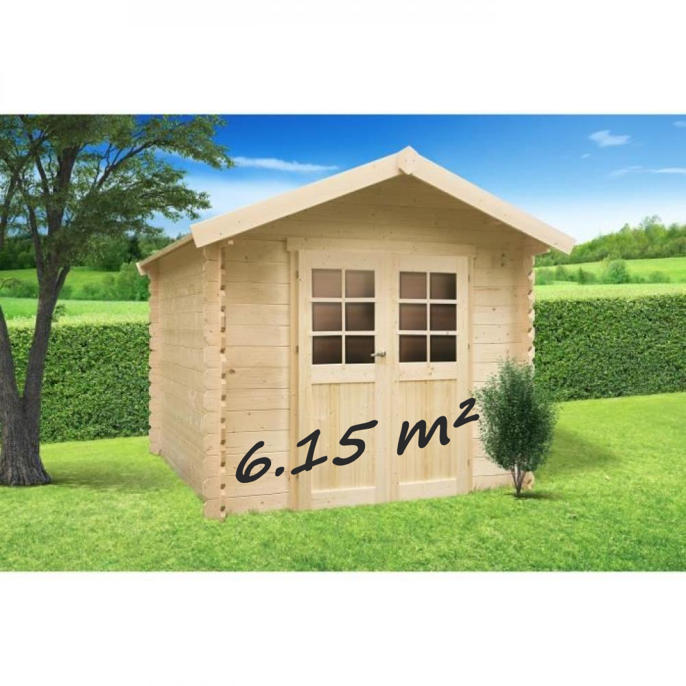Châlets  - Chalet traditionnel GERA S8760     1208,00 €