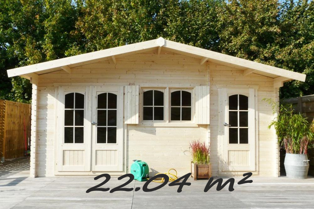 Châlets  - Chalet traditionnel ROSTOCK  S8970  4416.00 €
