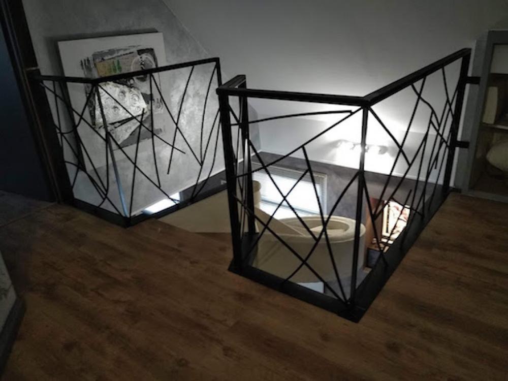 cr ation de garde corps en bois et fer forg b thune. Black Bedroom Furniture Sets. Home Design Ideas